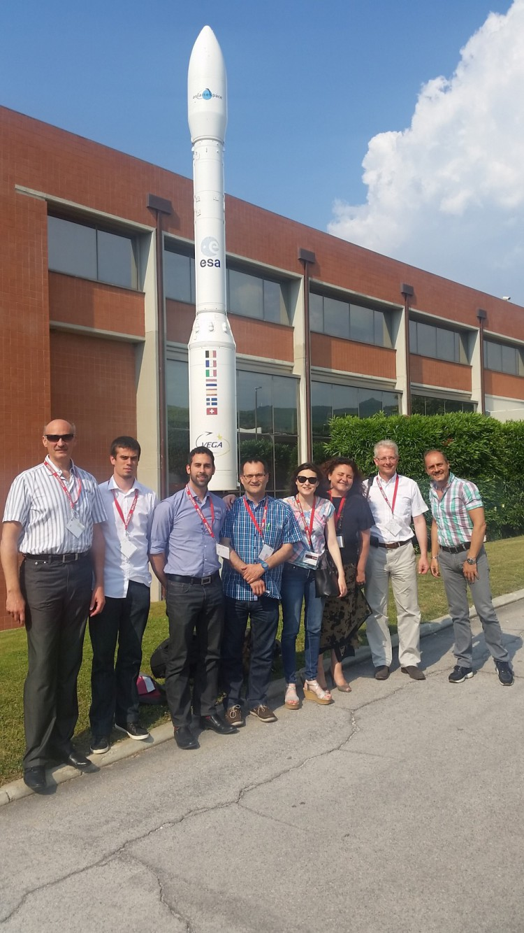Visit to ESA