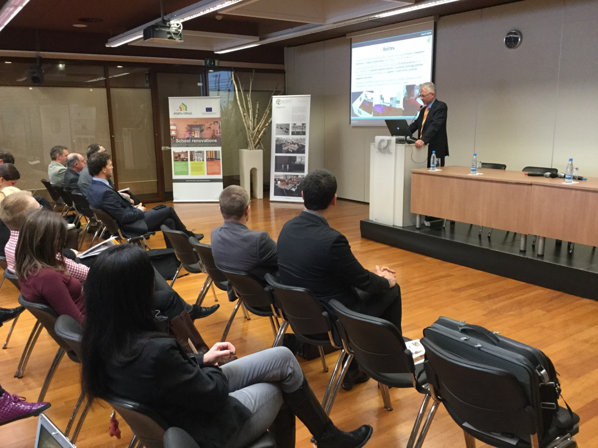 FurnIT-Saver project presented on 4th Development day of Slovenian Forest-Based Sector